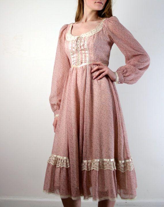 Gunne Sax Dress by jessjamesjake on Etsy, $45.00   Gunne Sax Dream ...