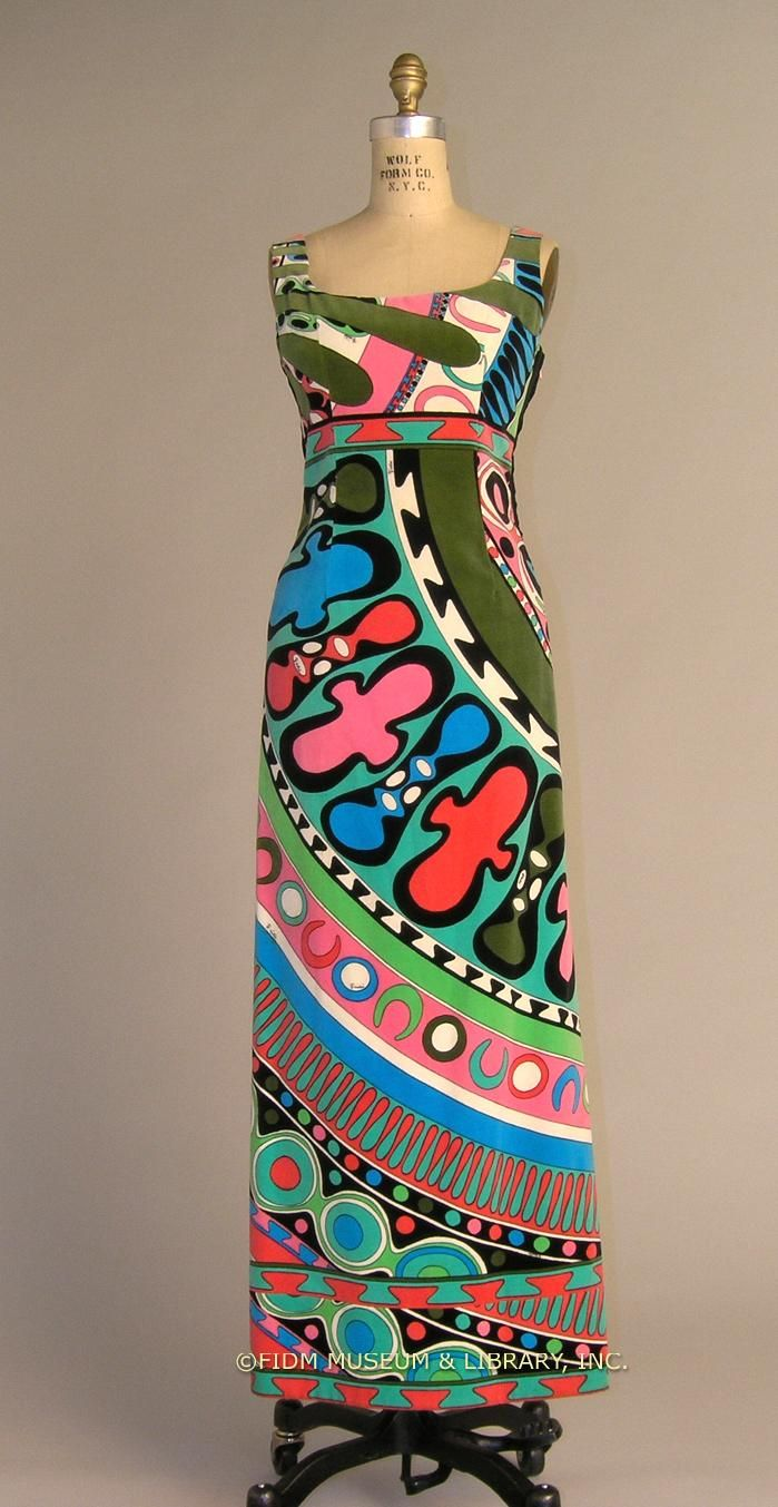 Vintage Emilio Pucci Dress Emilio Pucci Pin it Like