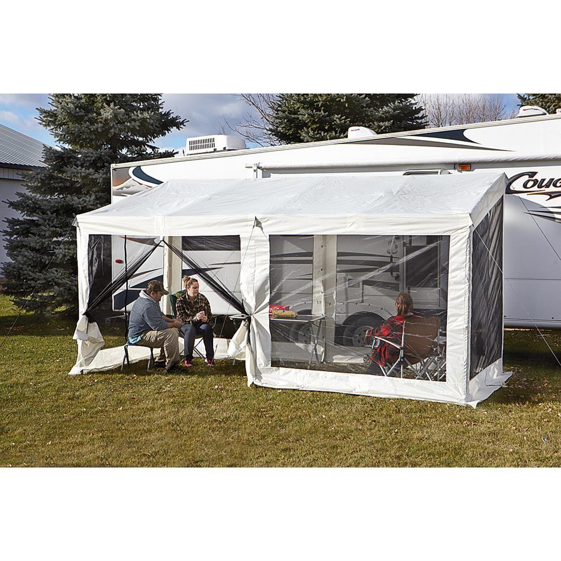 Guide Gear Add A Screen Room Camping Pinterest Rv