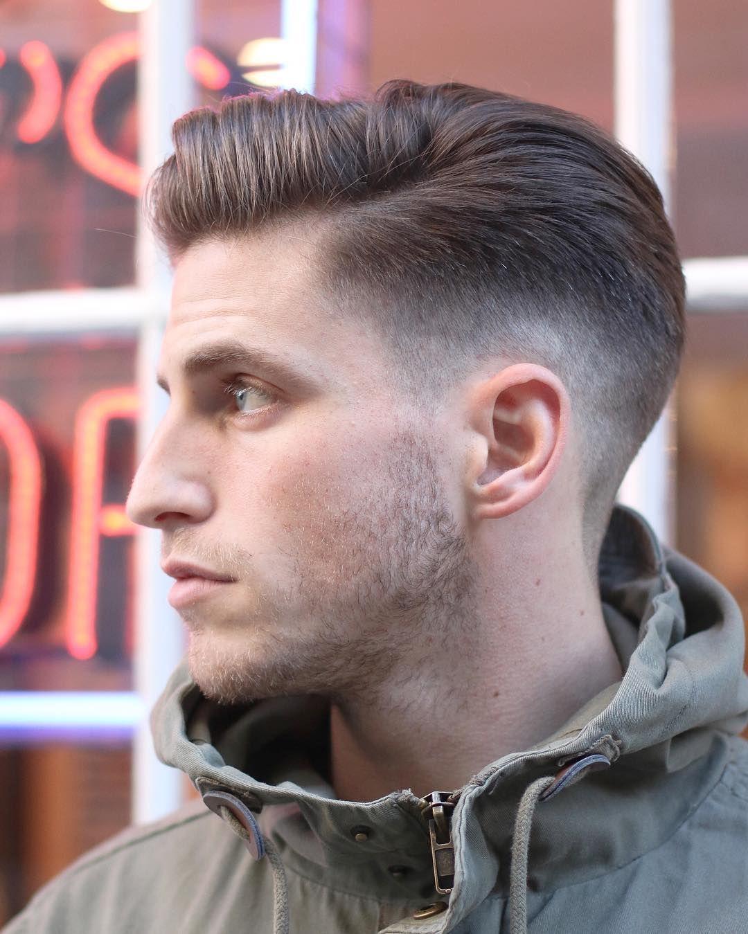 Boy haircuts taper fetish barber  coupe de cheveux  pinterest  haircuts