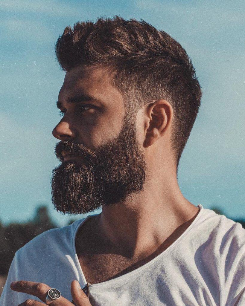Boss Square Beard Shape All Beard Shape In 2019 Beard Styles