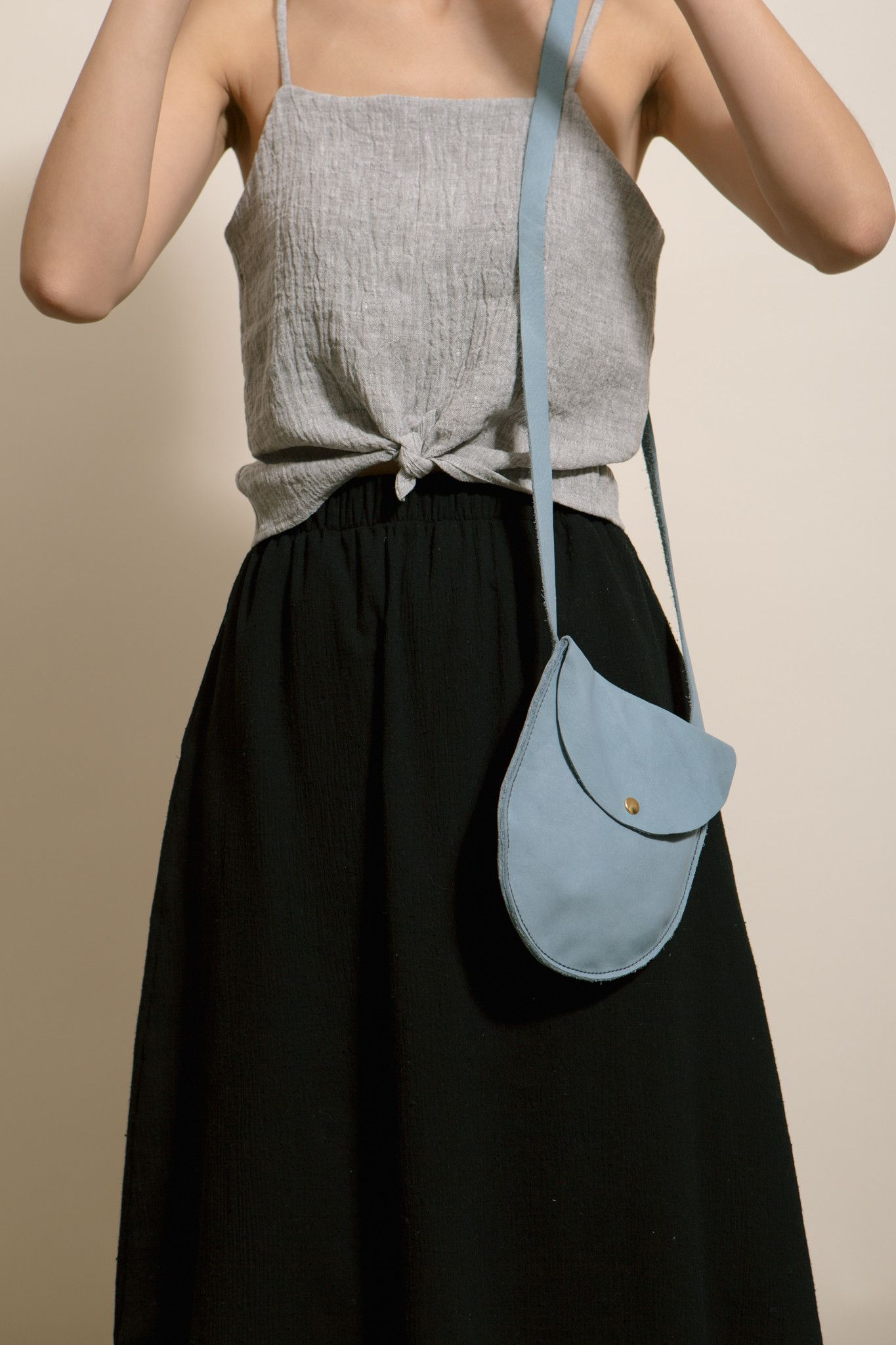 Goodwin | Leather Swing Bag