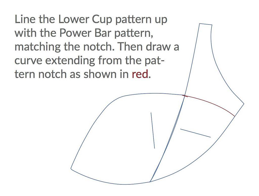 10e571176492c Marlborough Bra Modified Cup Seams Alteration Tailor Made Blog ...