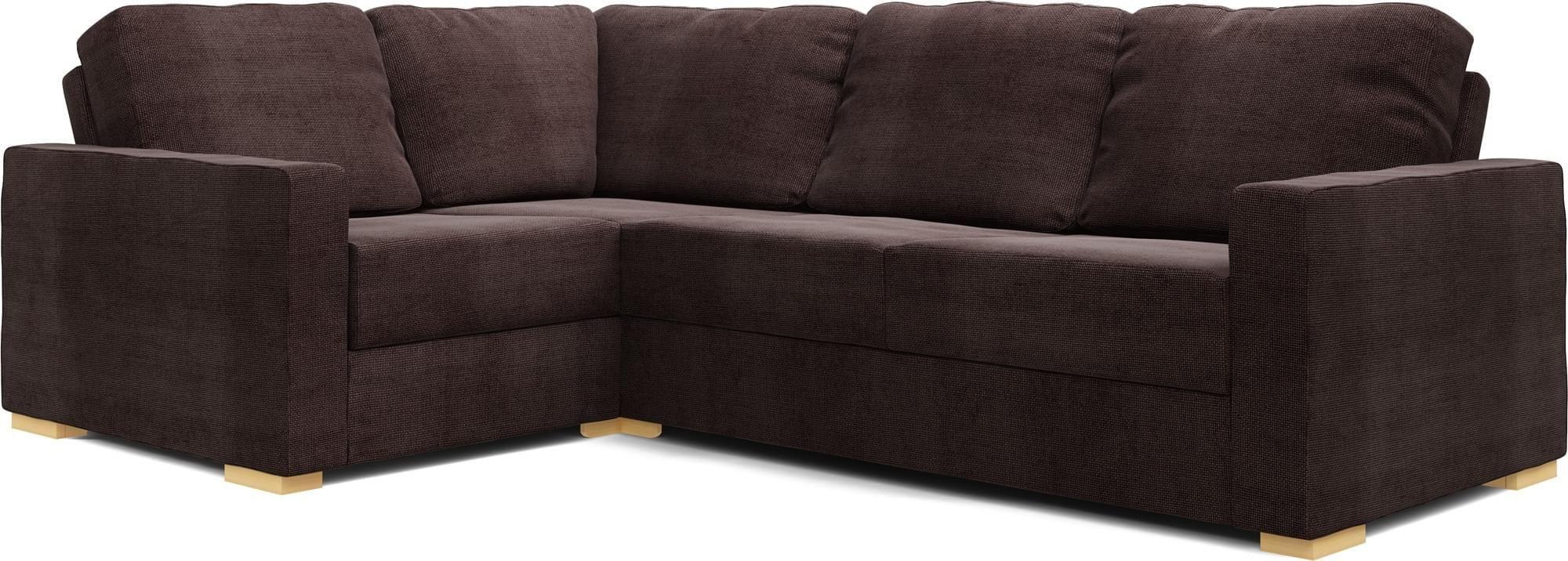 Alda 3X2 Corner Double Sofa Bed | Sofa, Double sofa bed ...