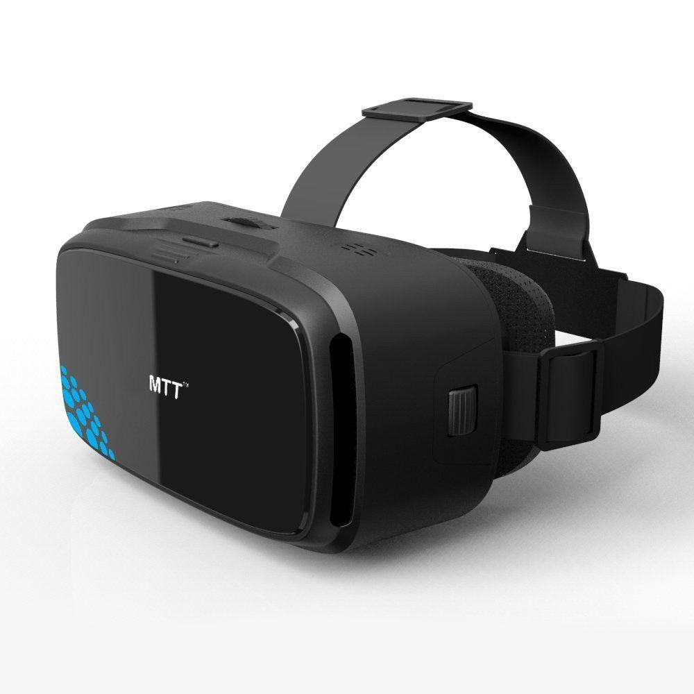 Mtt Advanced 3d Vr Glass Virtual Reality Headset Vr Goggles Virtual Reality