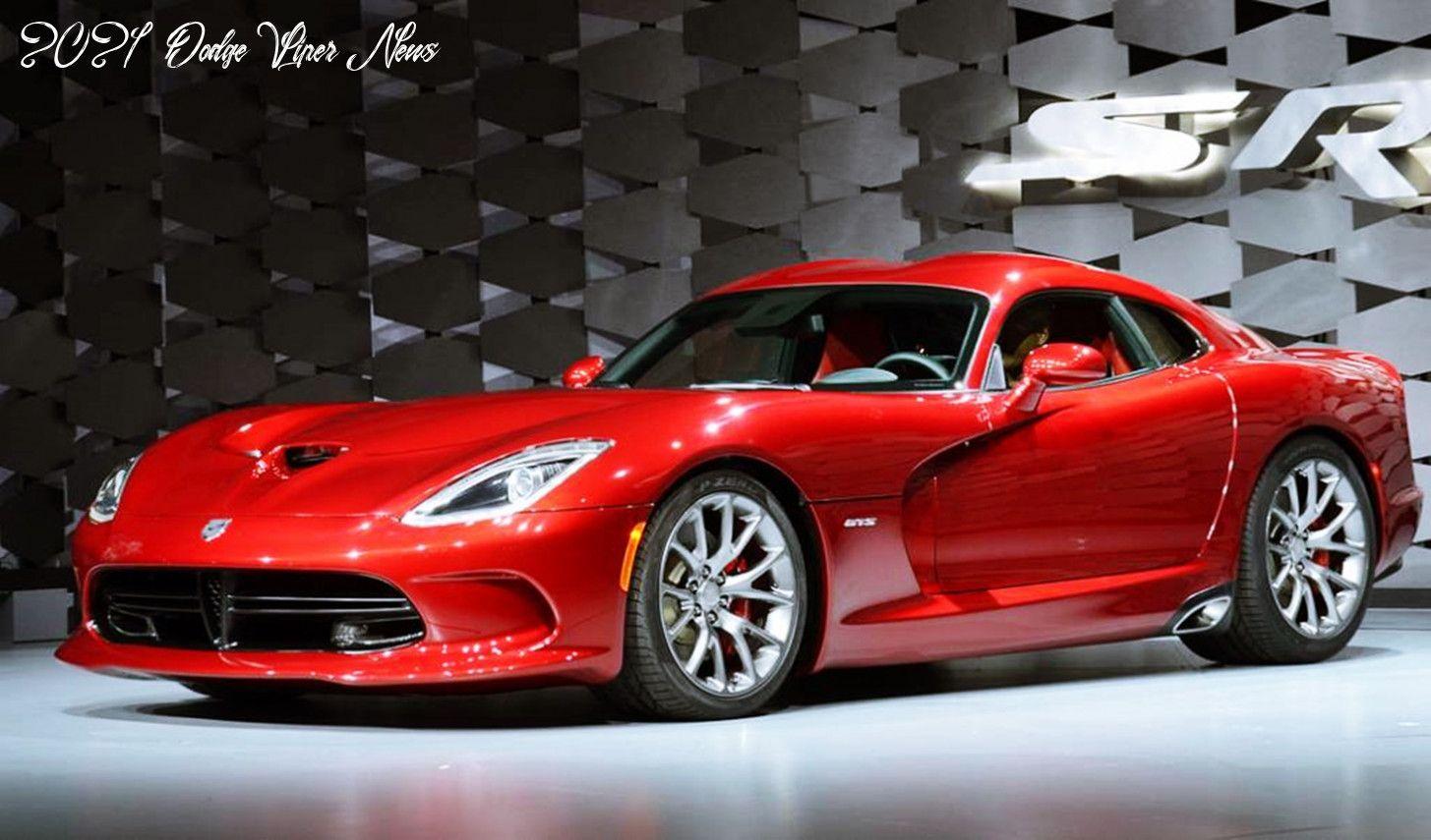 2021 Dodge Viper News Price In 2020 Dodge Viper Viper Car New Dodge Viper