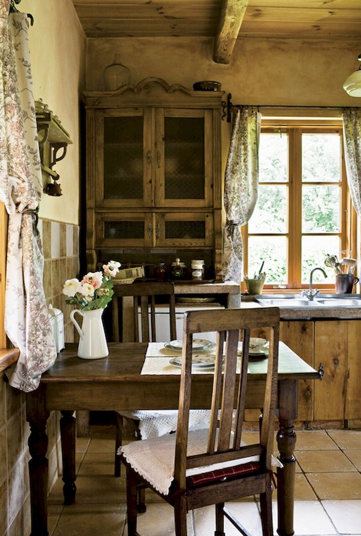 70 beautiful farmhouse kitchen curtains decor ideas country kitchen designs rustic house on farmhouse kitchen valance ideas id=94697