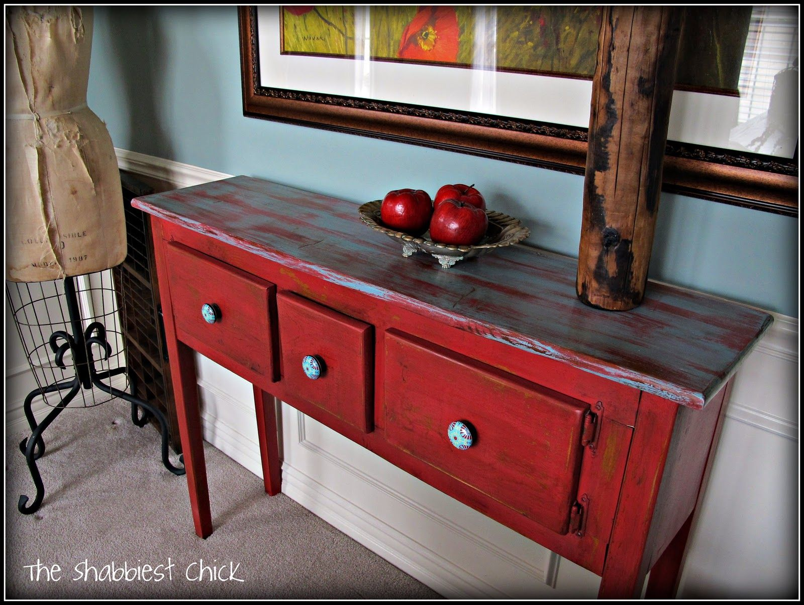 painted red furniture. Painted Red Furniture. Homemade Rustic Table - Google Search | Bbq Area Pinterest . Furniture A