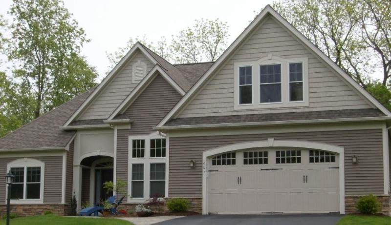 vinyl exterior house color schemes cedar shake vinyl