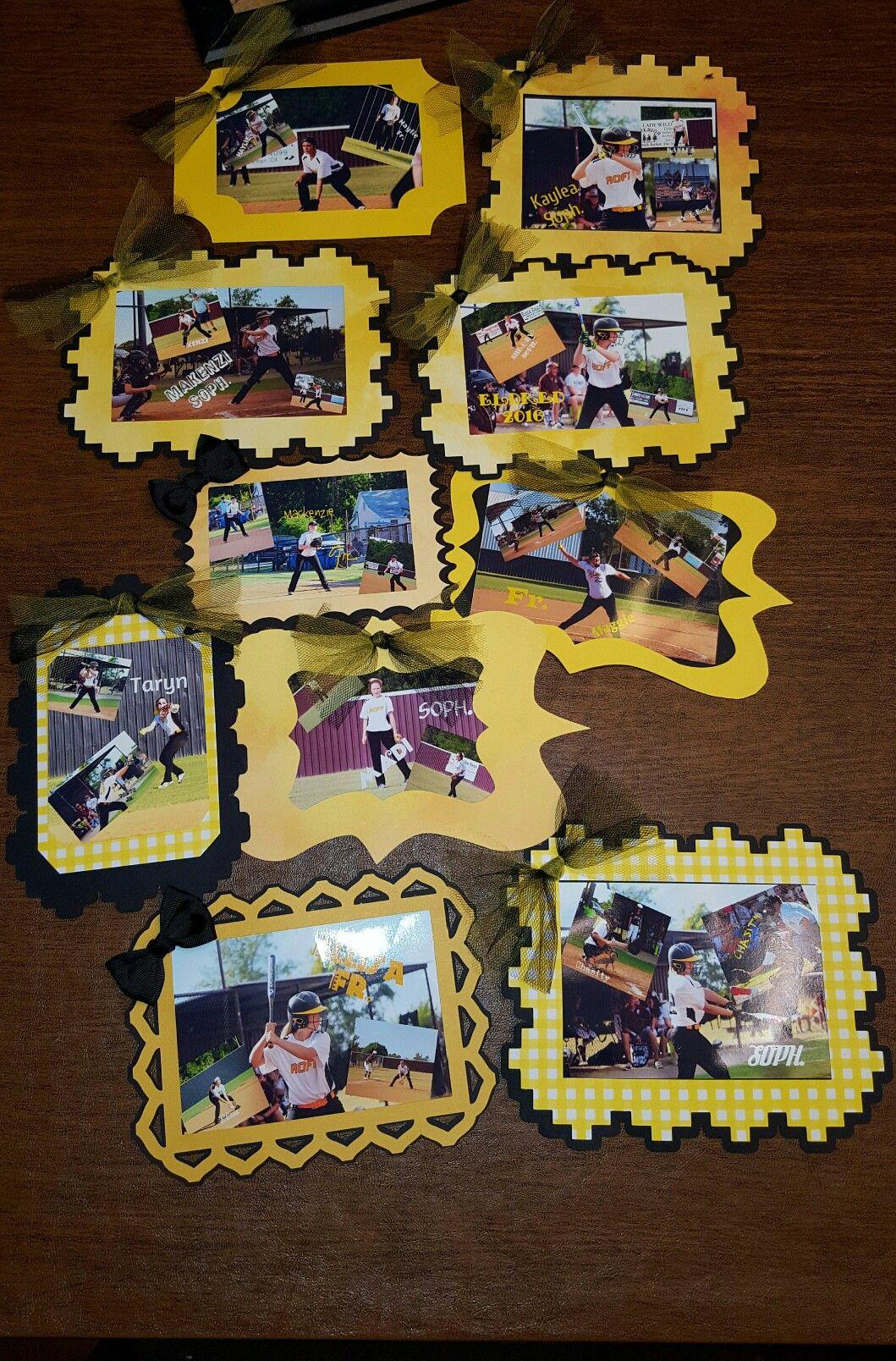 Softball frames | Softball | Pinterest | Softball and Frames