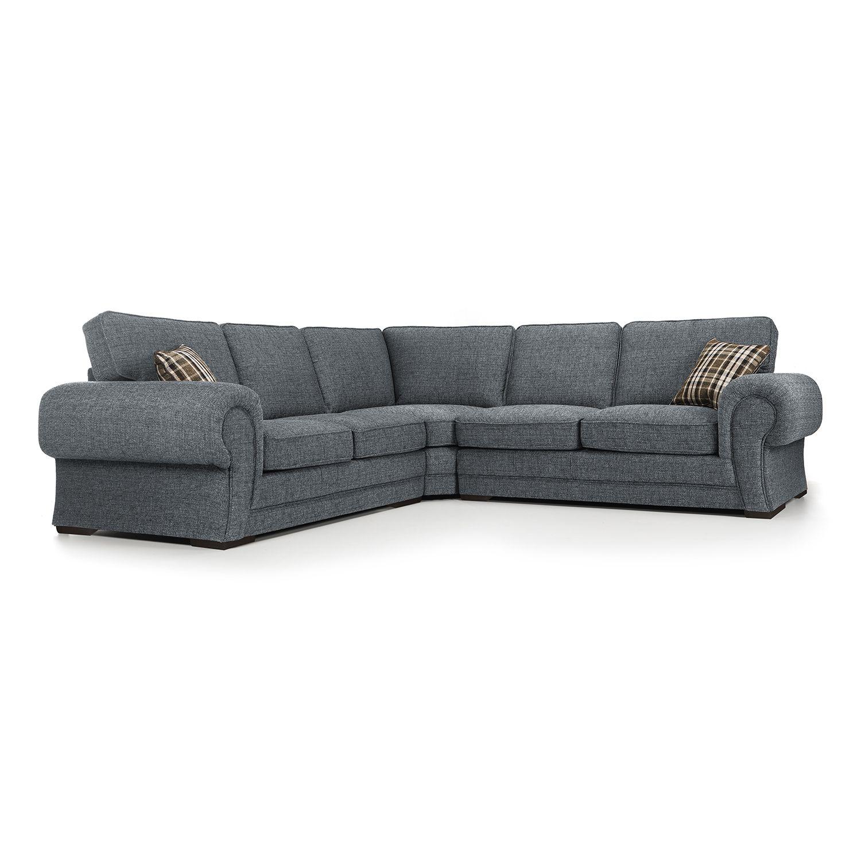 Charlton Large Corner Sofa | Home | Corner sofa, Sofa bed ...
