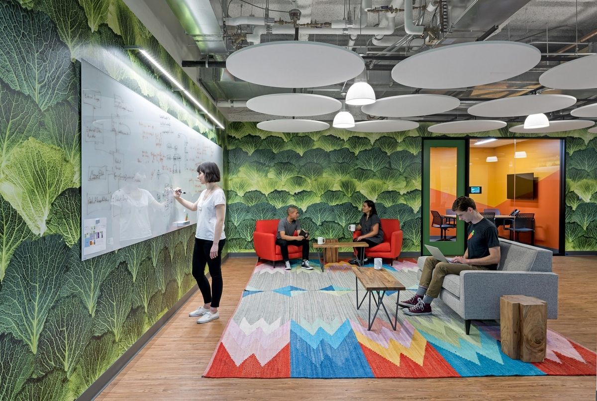 Awesome Brainstorm Rooms With Images Office Design California