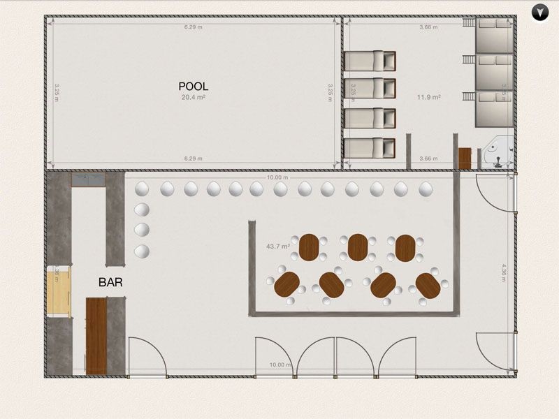 Image Result For Hotel Floor Plan With Swimming Pool Hotel Floor Plan Hotel Floor Floor Plans