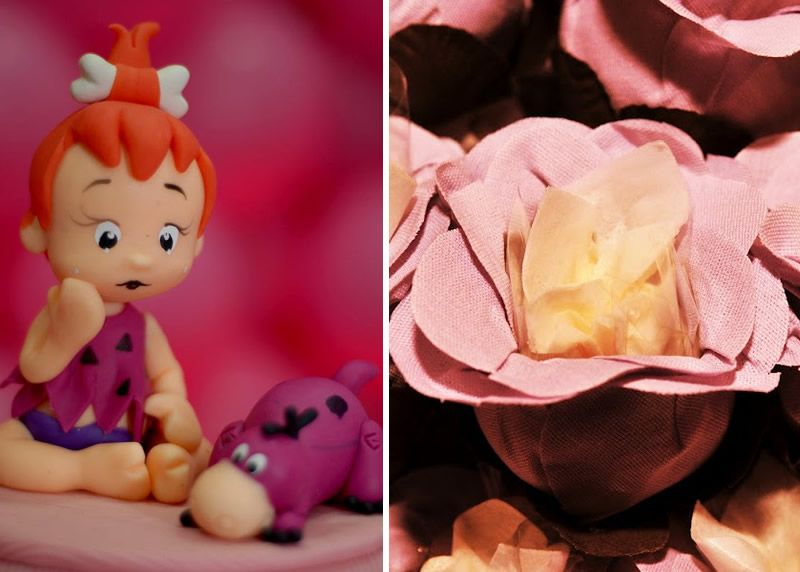 pebbles flintstone birthday party 2