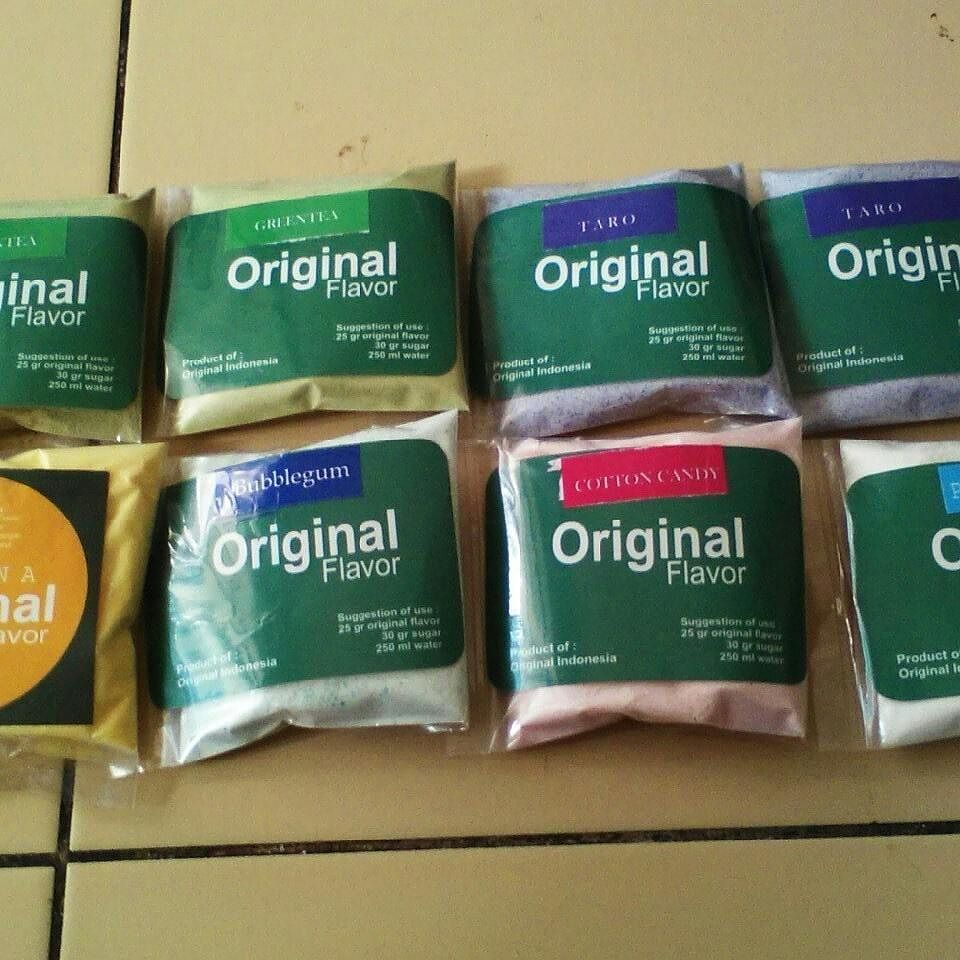 Grosir Starlink powder drink powder pudding original