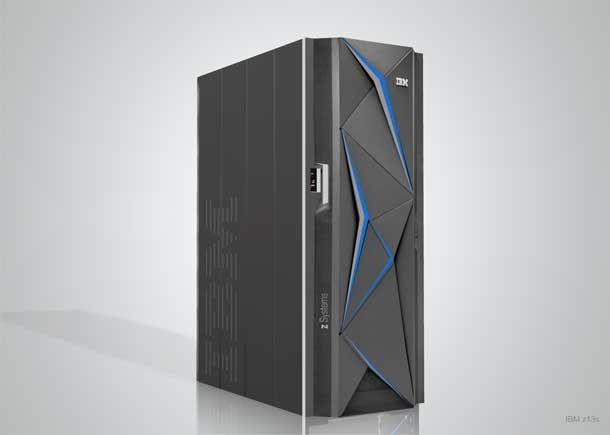 IBM lance un mainframe spécial sécurité avec le z13s