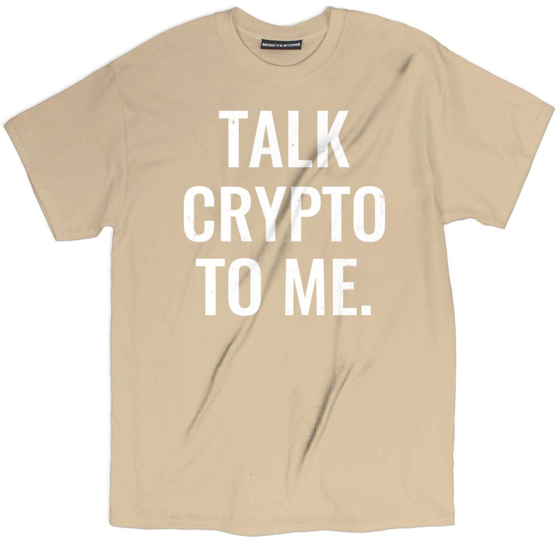 talk crypto to me