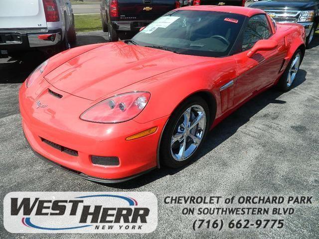 2012 Chevrolet Corvette, West Herr Chevrolet Orchard Park 716 622 9775