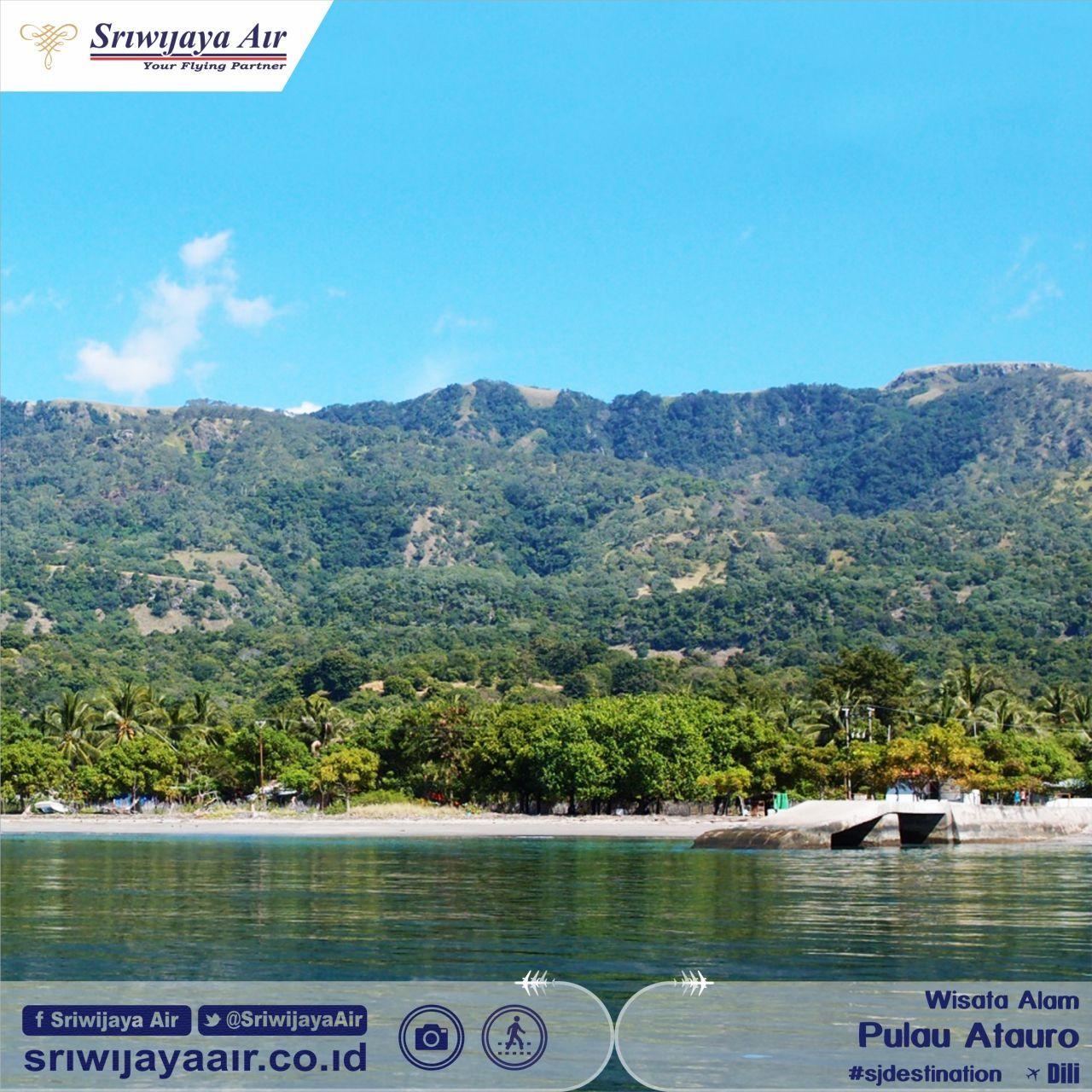 Kalau Ke Timor Leste Pulau Atauro Yg Hanya 2 Jam Saja Dari Dili Patut Anda Kunjungi Pulau Yg Berbatasan Dgn Pulau Alor Dan Wetar Ini Memiliki Air Lautan Alam