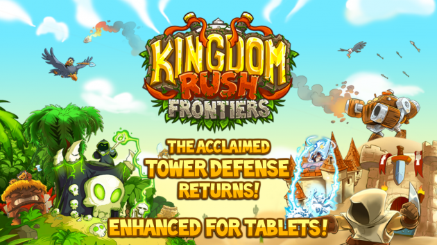 Kingdom Rush Frontiers franchit le pas sur Android Tower