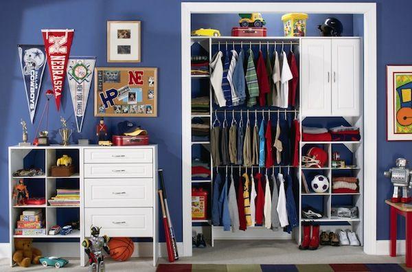17 Best Images About Closets On Pinterest   Closet Organization, Kids  Storage Furniture And Closet Designs