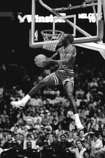 La Galería De Mates Más Espectacular De Michael Jordan Michael Jordan Dunking Michael Jordan Pictures Michael Jordan
