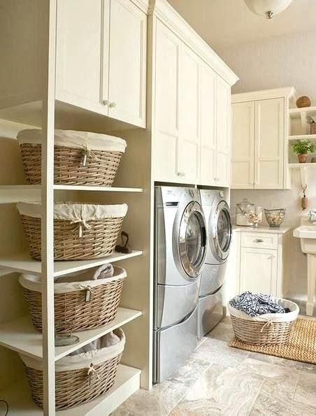 Laundry In Garage Ideas Laundry Room In Garage Decorating Ideas