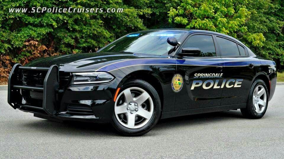 Springdale Sc Dodge Charger South Carolina Highway Patrol