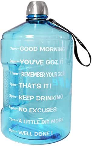 Amazon Com Smart Water Bottle With Tracking Water Intake Drinks Gallon Water Bottle Bottle