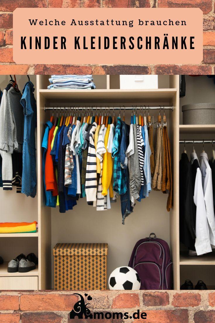 Einen Kinder Kleiderschrank Organisieren Kann Ganz Einfach