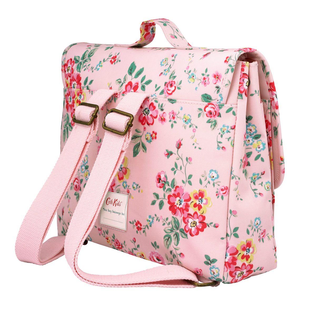 Thorp Flowers Kids Satchel Backpack  47ad5c31b7bb6
