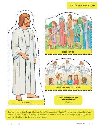 Imprimibles para Jesucristo sana a los enfermos y bendice a los ...