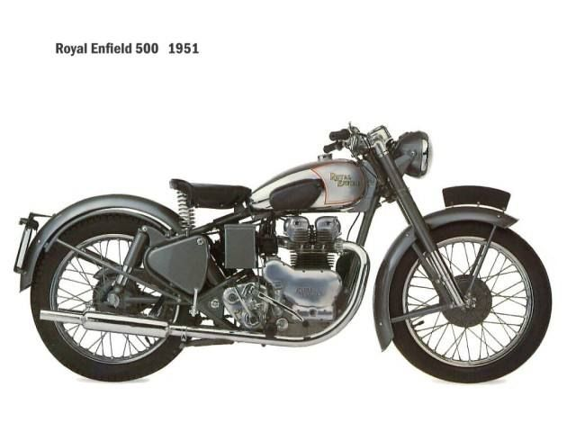 1951 Royal Enfield Bullet 500 Cars And Motorcycles Royal Enfield