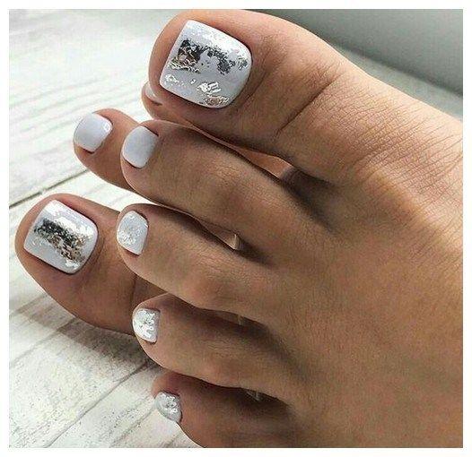 40 Amazing Toe Nail Colors To Choose In 2019 00013 Toe Nail Color Cute Toe Nails Summer Toe Nails