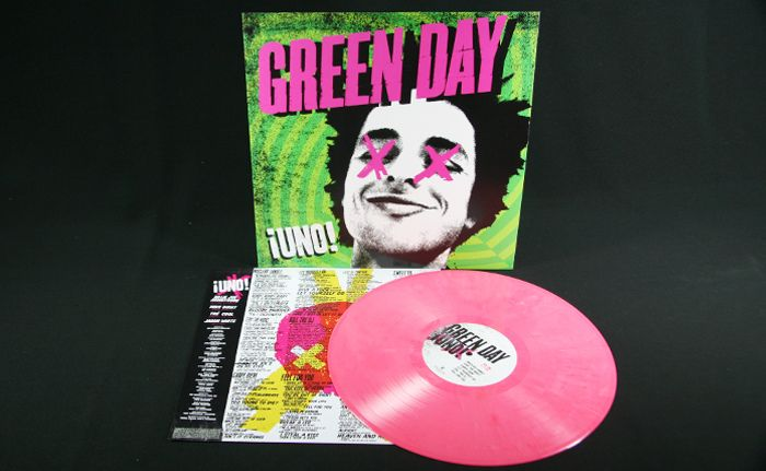 Furnace Record Pressing News Green Day Vinyl Records Records