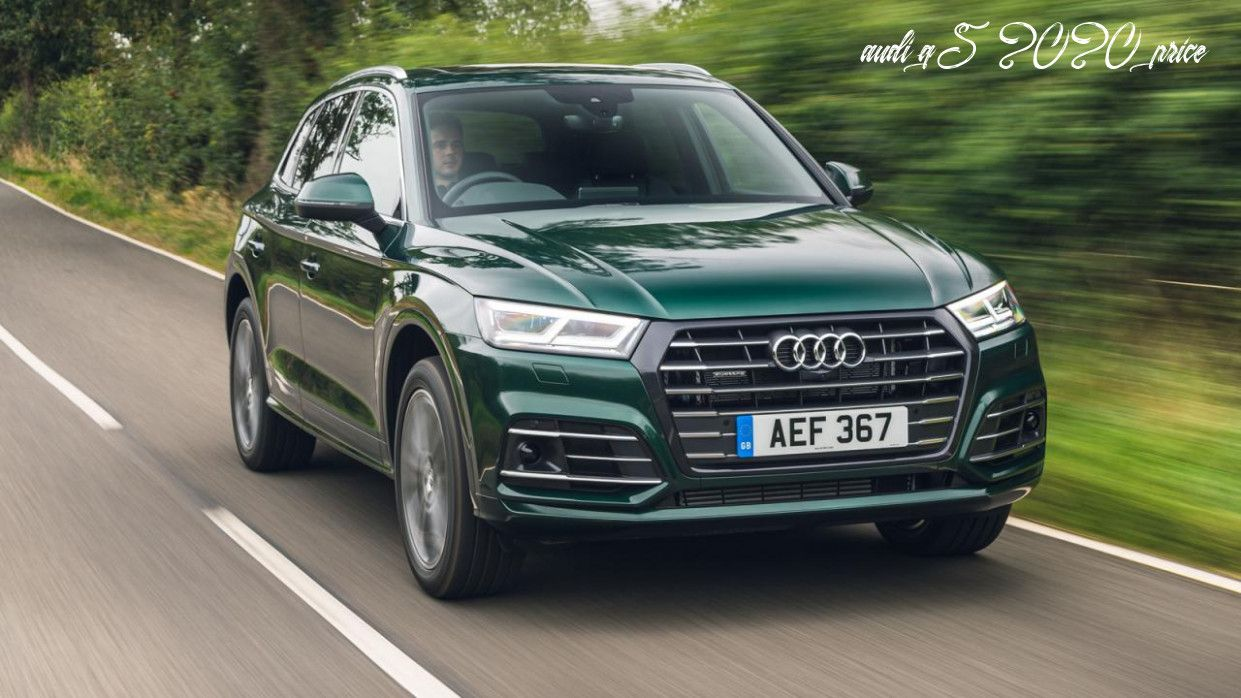 Audi Q5 2020 Price In 2020 Audi Q5 Audi New Engine
