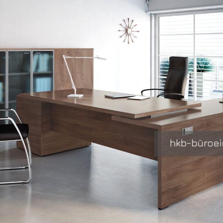 Arbeitszimmer Home Office In 2020 Chefschreibtisch Buroeinrichtung Arbeitszimmer