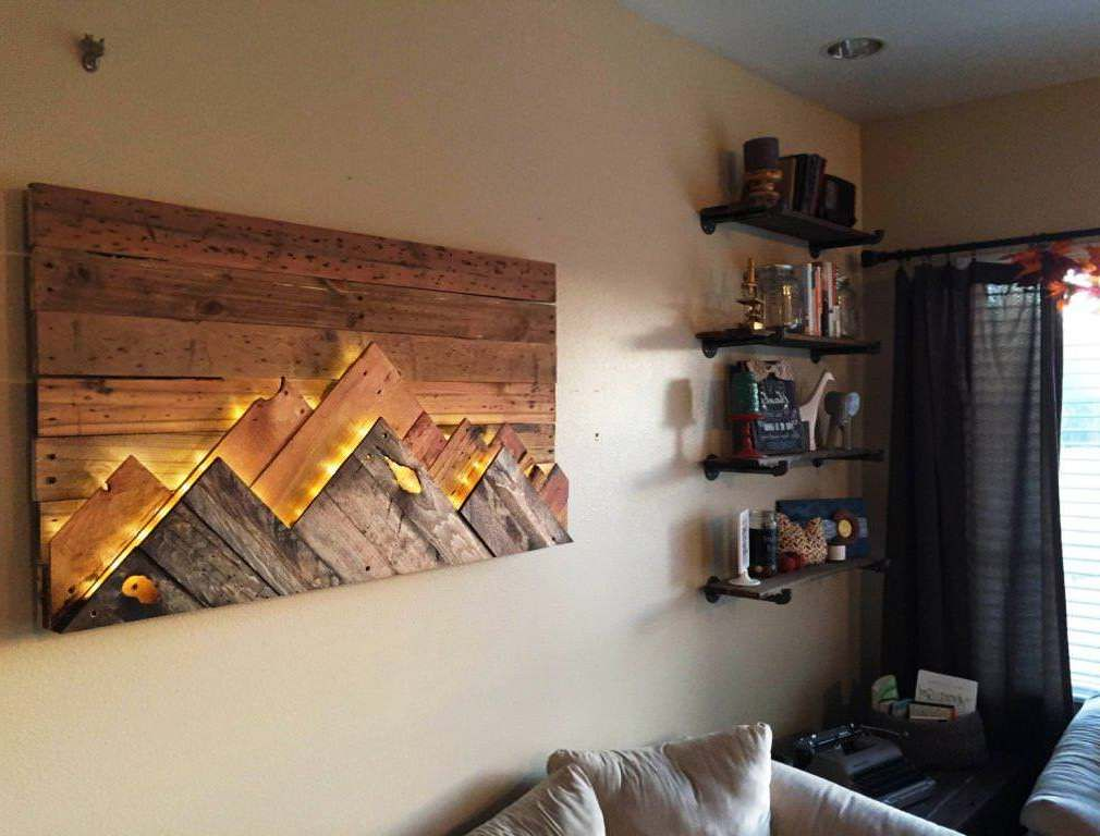 32 Great Examples To Decorate Your Home With Images Wooden