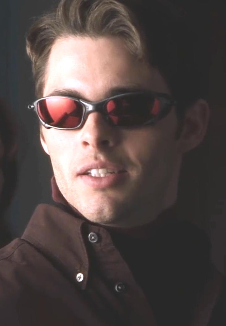 Marvel In Film N 7 2000 James Marsden As Scott Summers Cyclops X Men By Bryan Singer Cyclops X Men Cyclops Marvel X Men