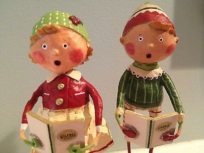 Lori Mitchell - CHRISTMAS - HENRY & HOLLY COME A CAROLING - NEW Winter 2013