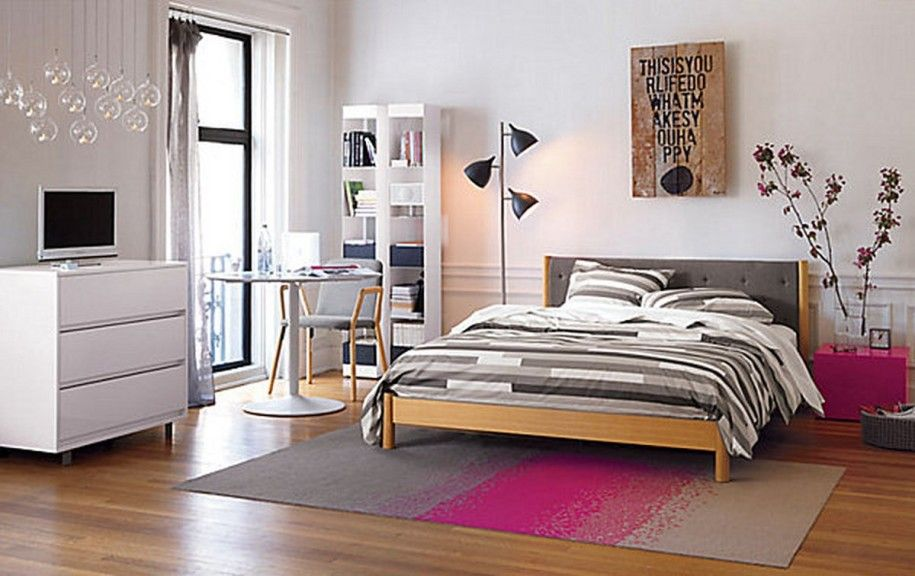 25 Tips for Decorating a Teenager\'s Bedroom | Modern teen bedrooms ...