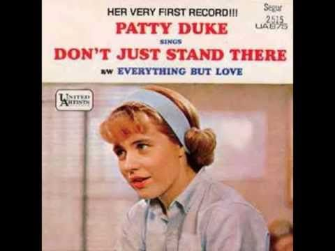 "Patty Duke (December 14, 1946 - March 29, 2016) - ""Don't Just Stand There"" #RIPPattyDuke :*(***********"