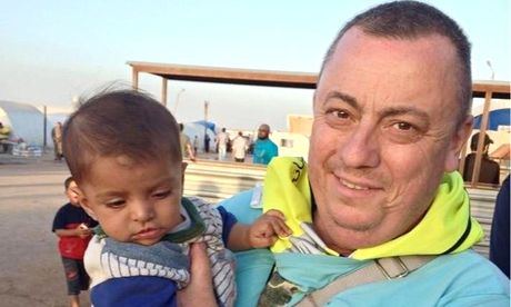 Islamic State hostage Alan Henning was killed by Isis. Can anyone stop this from happening?  Mr. Alan Henning, Rest In Peace.