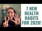 7 Healthy LIFE CHANGING Habits to Start in 2020 Kick of a Healthy Lifestyle in 2020  YouTube