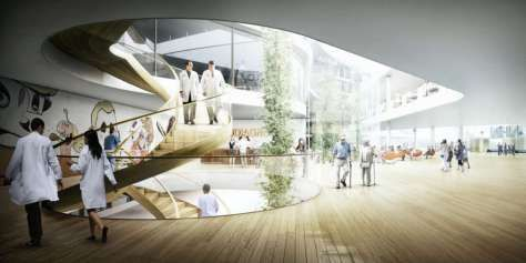 C-F-Mollers-proposal-for-the-Danish-Forest-Hospital-05