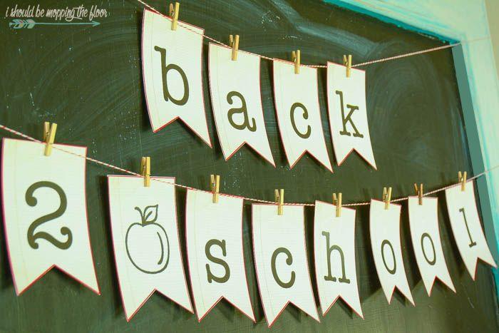 back to school waffle bar waffle bar free printable and banners