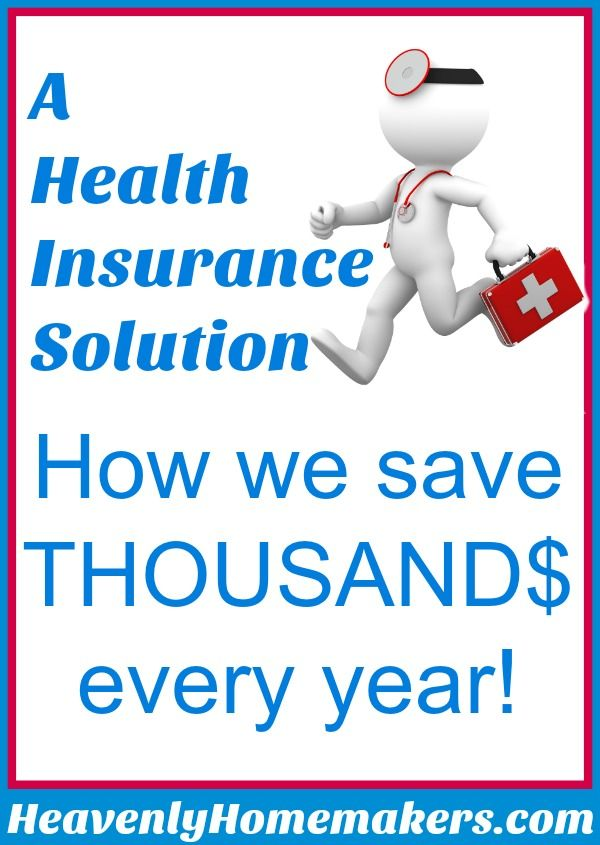 Self Employed What Our Family Does For Health Insurance Types
