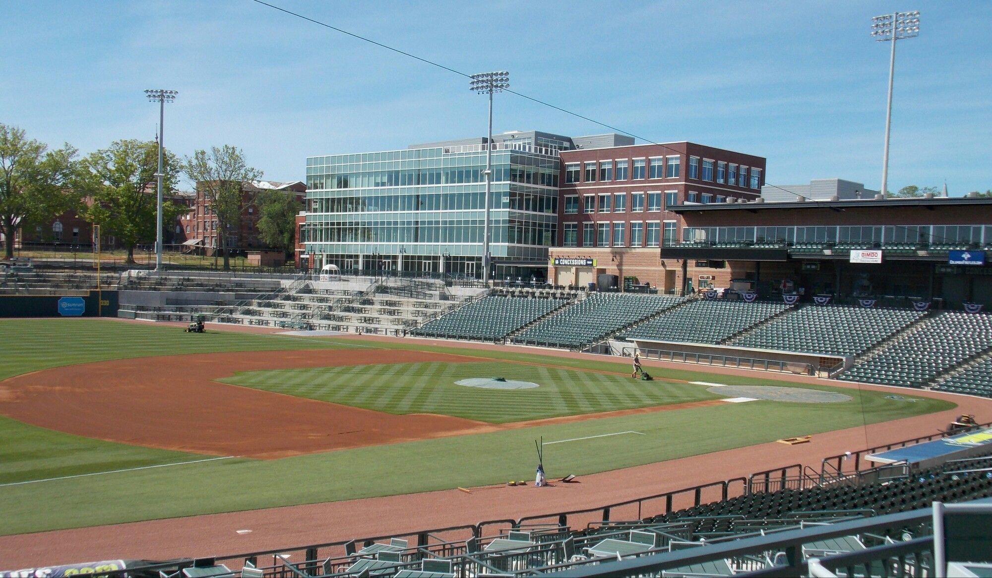 Spirit Communications Park Home Of The Columbia Fireflies Park Homes Minor League Baseball Stadium