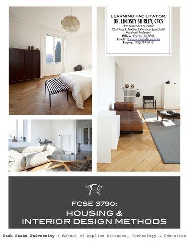 Picture housing interior design lesson plans - Housing and interior design lesson plans ...