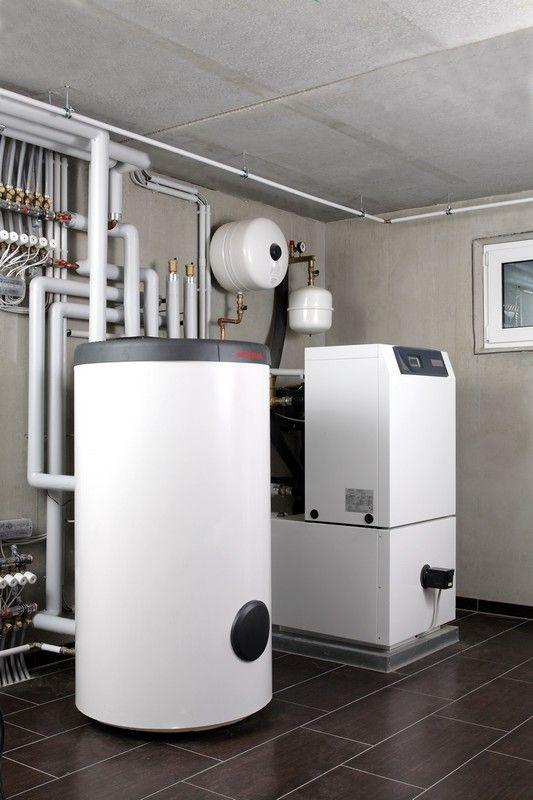 Pompes à chaleur géothermiques pour chauffage et la climatisation
